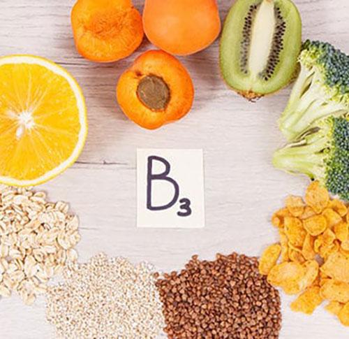 Niacinamide Vitamina B3 ingredienti Seborax